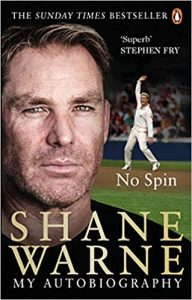 No Spin: My Autobiography- SportzPoint