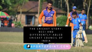 The Cricket Story: BCCI and Differently-abled Cricket Council Of India