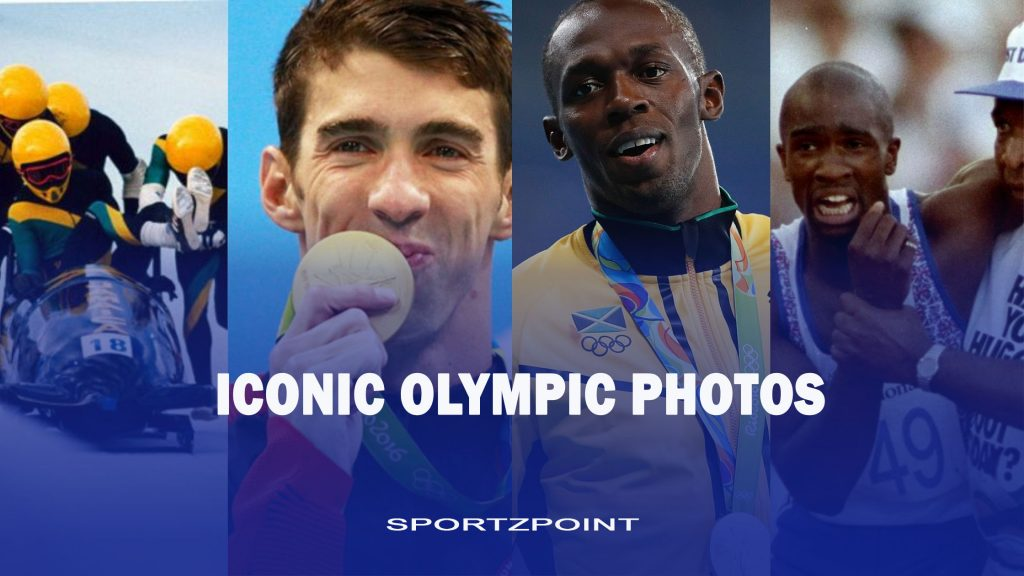 As the Tokyo Olympics is only one month way from today, we look at the Top 15 Iconic Photos in Olympic History