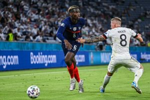 Germany lacked finish in the box as they lost a great battle against France- SportzPoint