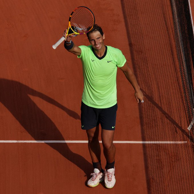 French Open 2021: Nadal makes it to his 14th French Open Semi-finals