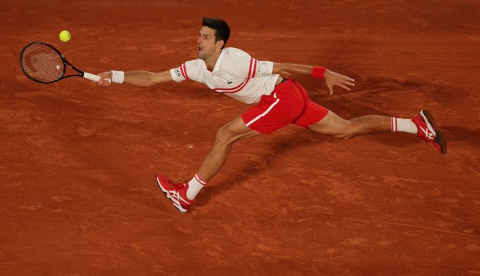 French Open 2021: Djokovic becomes the only player to beat Nadal at Roland Garros semi-finals- SportzPoint