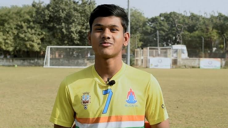 Subho Paul selected in Bayern Munich's U-19 world squad - SportzPoint