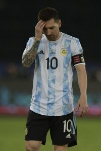 Messi's 57th career free-kick was not enough for Argentina: Copa America 2021- SportzPoint