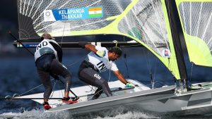 Indian Sailors struggles to gain places on Day 2 | SportzPoint