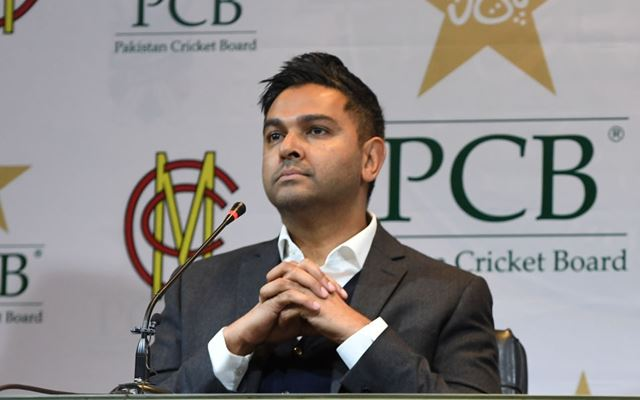 Wasim Khan steps down as the CEO of PCB - SportzPoint